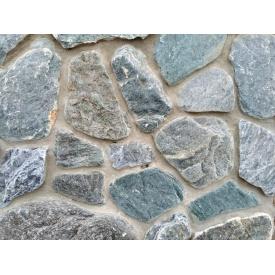 Природный камень Сланец Темный малахит катаный