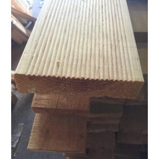 Терасна дошка соснова 1 сорт 30х130х4000 мм