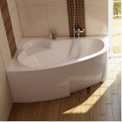 Ванна акриловая RAVAK Asymmetric асимметричная 150x100 см правая