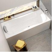 Ванна акриловая RAVAK Campanula II прямоугольная 180x80 см