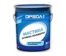 Мастика битумно-полимерная Ореол-1 БиТЕП 20 кг
