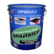 Праймер бітумно-емульсійний Ореол-1 20 л
