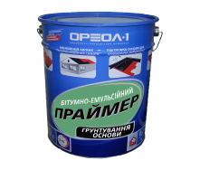 Праймер битумно-эмульсионный Ореол-1 20 л