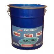 Мастика битумно-масляная Ореол-1 МБ-50 морозостойкая 20 кг