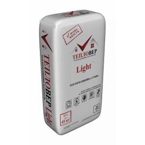 Штукатурка Тепловер Light 25 л
