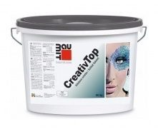 Штукатурка Baumit Creativ Top Perl 0,5 мм 25 кг