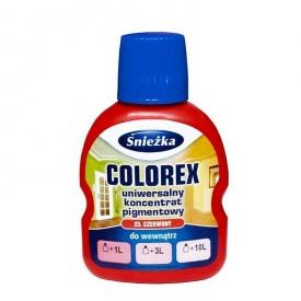 Универсальный пигментный концентрат Sniezka Colorex 0,1 л персиковый