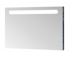 Зеркало RAVAK Chrome 600 600х550х70 мм оникс