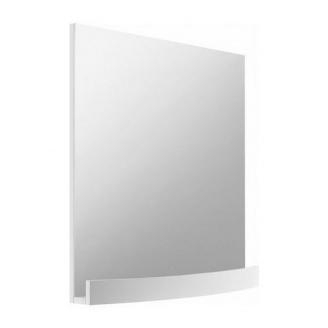 Зеркало RAVAK Evolution 700х700х125 мм белый глянец