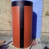 Буферна ємність Roda 500 л прохідна 110 кг