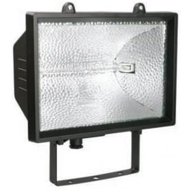 Прожектор ИО1500 галогенний IP54 ІЕК чорний