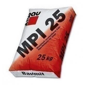 Штукатурка Baumit MPI 25 25 кг сірий