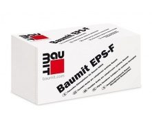 Пенополистирол Baumit StarTherm EPS F 500х1000 мм серый