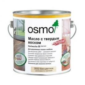 Масло с твердым воском Osmo 3032 2,5 л шелковисто-матовое