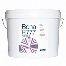 Клей двокомпонентний поліуретановий для паркету Bona R777 14 кг