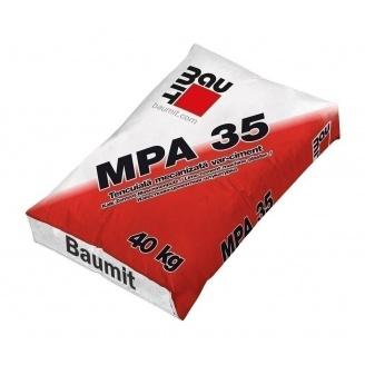 Штукатурка Baumit MPA 35 25 кг сірий