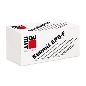 Пінополістирол Baumit StarTherm EPS F 500х1000 мм сірий