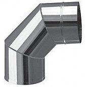 Колено 90 фиксированное Версия Люкс 0,6 мм D 100-300 мм