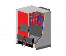 Твердотопливный котел Маяк АОТ-98 98 кВт Промышленный