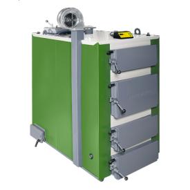 Котел твердотопливный Drew-Met MJ-5 98 кВт сталь 6 мм