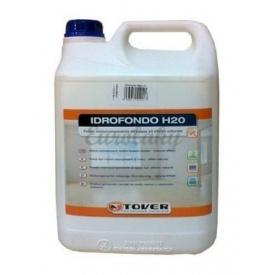 Лак водный грунтовочный Tover Idrofondo H20 5 л