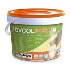 Клей двухкомпонентный полиуретановый Tover Tovcol PU2C 10 кг