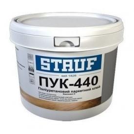 Клей двухкомпонентный полиуретановый STAUF PUK-440 8 кг