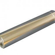 Труба утеплена нерж/оц довжина 1 м Fire Work 0,6 мм