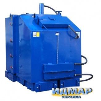 Котел на твердом топливе большой мощности Идмар KW-GSN 800 кВт