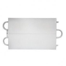 Радиатор отопления блочный РОСС С20-57РБ 1690 Вт закрытый