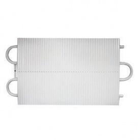 Радиатор отопления блочный РОСС С20-45РБ 1425 Вт открытый