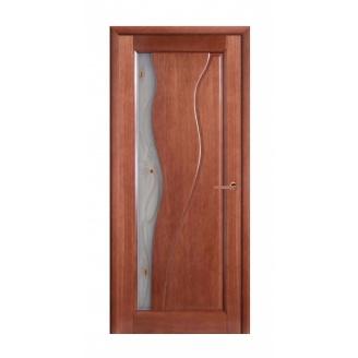 Дверь межкомнатная Двери Белоруссии Ирэн ПО 600х2000 мм палисандр