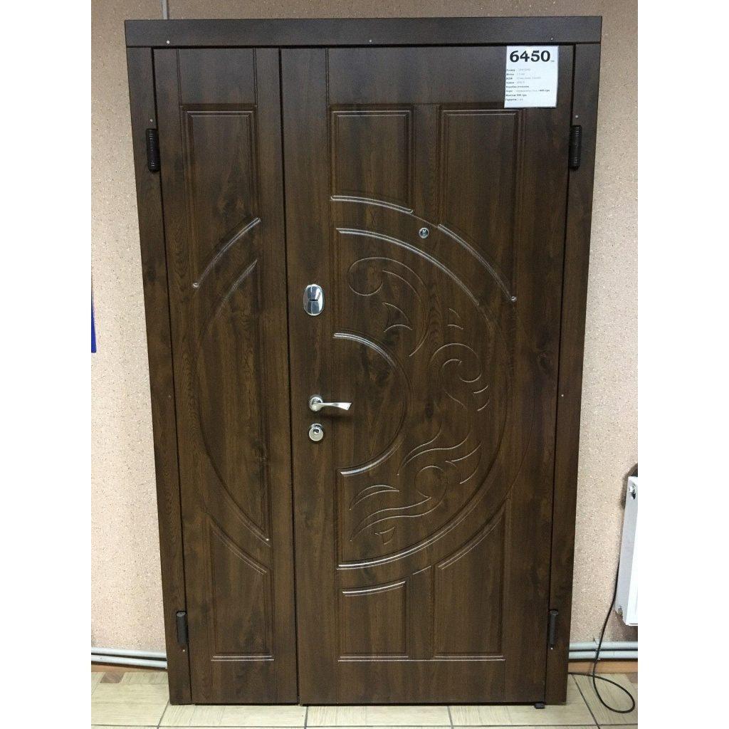 железные двери промышленного назначения