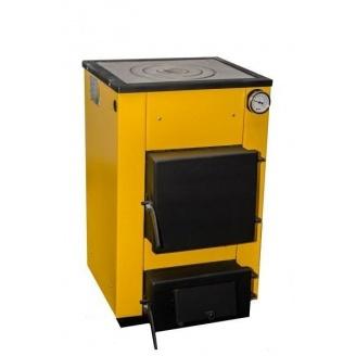 Котел твердопаливний Буран-міні 12 кВт 4 мм