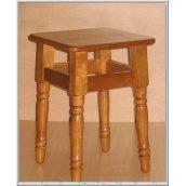 Табурет Фанплит деревянный для кухни