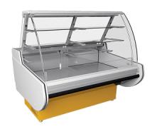 Холодильная витрина РОСС Belluno-K кондитерская 1,1-1,7