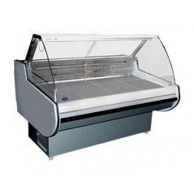 Холодильная витрина РОСС Belluno гастрономическая 1290х935х1260 мм 310 Вт