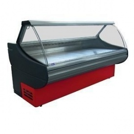 Холодильная витрина РОСС Sorrento-D 2,0 2120х1100х1260 мм 600 Вт