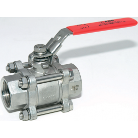 Шаровой кран ABO valve ART.942 DN 10