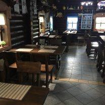 Наша мебель в интерьере ресторана