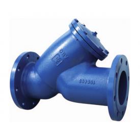Фильтр ABO valve FRI-16 DN 32 RAL5005