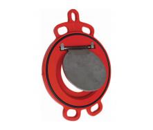 Зворотний клапан ABO valve 824F DN 50