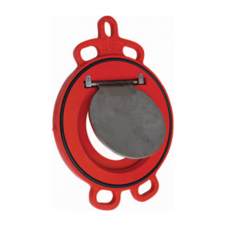 Зворотний клапан ABO valve 814F DN 125