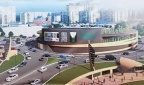 Стройка на метро Героев Днепра: