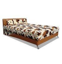 Ліжко Віка Сафарі 160 з матрацом 160х202х80 см