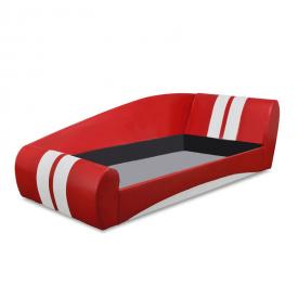 Кровать Вика Драйв 90 без матраса и ортопедической основы 100x250х75 см