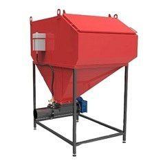 Бункеры для подачи топлива