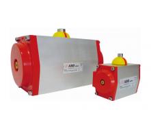Пневмопривід ABO valve 95-GTW RM.143x90.K5