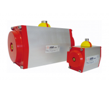 Пневмопривід ABO valve 95-GTW RM.110x90.K5