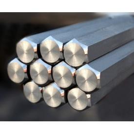 Шестигранник стальной 17 мм